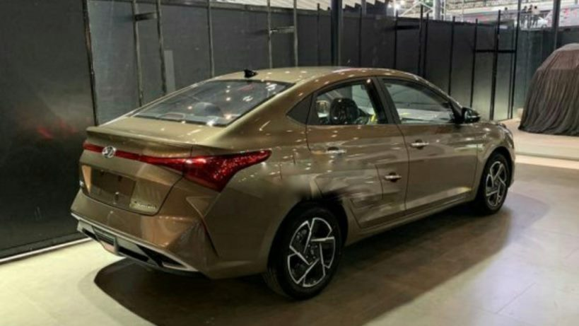 Hyundai Verna 2020 specifications